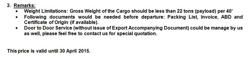 Cosco | Oceanwide Logistics Global Network